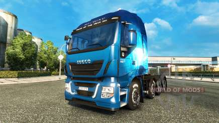 Iveco Stralis 560 Hi-Way 8X4 v1.0 pour Euro Truck Simulator 2