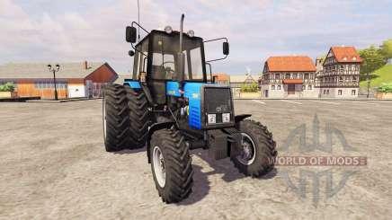 MTZ-Biélorussie 1025 v1.1 pour Farming Simulator 2013