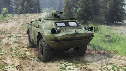 BRDM-2 [03.03.16] für Spin Tires