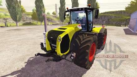 CLAAS Xerion 5000 Trac VC v2.0 für Farming Simulator 2013