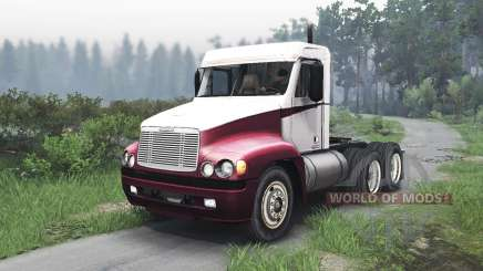 Freightliner Century Class Day Cab [25.12.15] pour Spin Tires