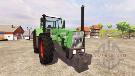 Fendt Favorit 626 v2.0 pour Farming Simulator 2013