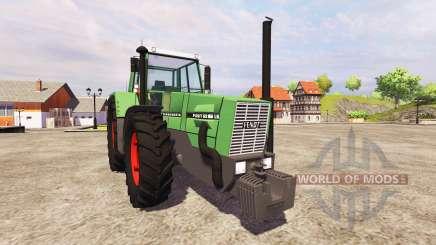 Fendt Favorit 626 v2.0 pour Farming Simulator 2013