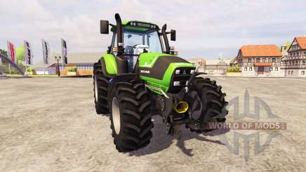 Deutz-Fahr Agrotron 6190 TTV v1.0 pour Farming Simulator 2013