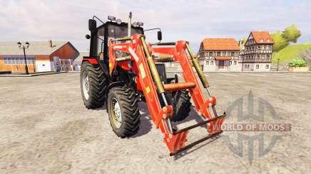 MTZ-1025 [loader] für Farming Simulator 2013