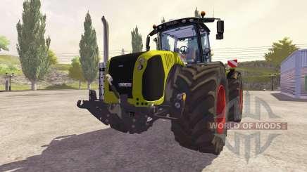 CLAAS Xerion 5000 Trac VC v1.0 für Farming Simulator 2013
