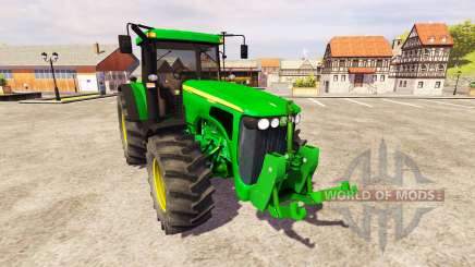 John Deere 8220 pour Farming Simulator 2013