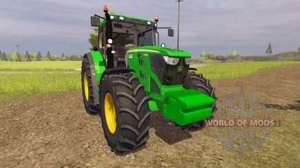John Deere 6210R v2.0 für Farming Simulator 2013