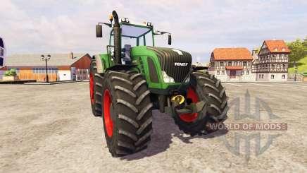 Fendt 936 Vario [ploughing spec] pour Farming Simulator 2013