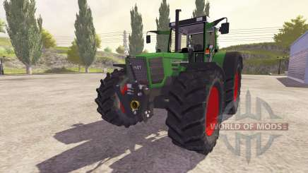 Fendt Favorit 824 Turbo v2.0 pour Farming Simulator 2013