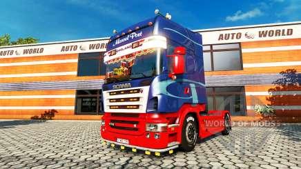 Scania R730 2008 v2.1 pour Euro Truck Simulator 2