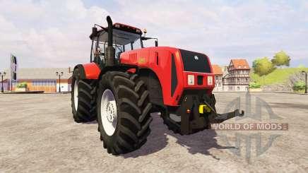 Biélorussie-3522.5 pour Farming Simulator 2013