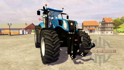 New Holland T8.390 v2.0 pour Farming Simulator 2013