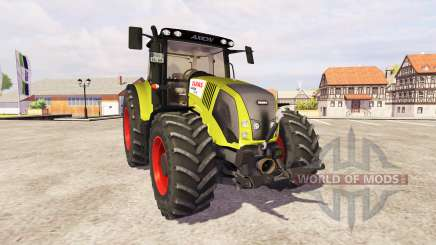 CLAAS Axion 850 v1.0 pour Farming Simulator 2013