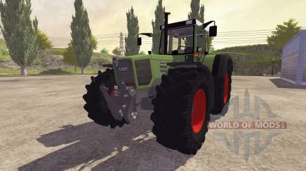 Fendt Favorit 824 Turbo pour Farming Simulator 2013