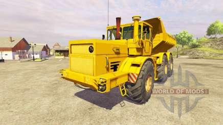 K-701 kirovec [dump truck] pour Farming Simulator 2013