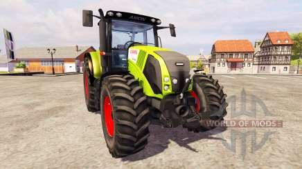 CLAAS Axion 820 v1.2 für Farming Simulator 2013