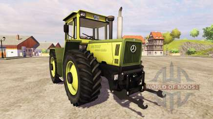 Mercedes-Benz Trac 1600 Turbo v2.0 pour Farming Simulator 2013