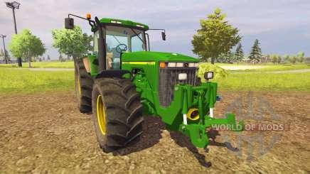 John Deere 8400 v1.3 für Farming Simulator 2013