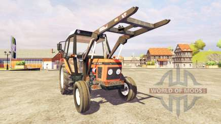 Zetor 5211 FL pour Farming Simulator 2013