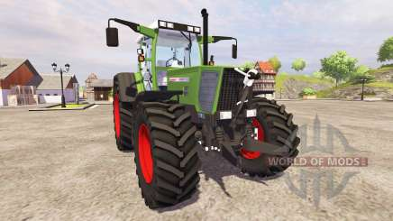 Fendt Favorit 818 Turbomatic v1.1 für Farming Simulator 2013