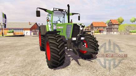 Fendt Favorit 818 Turbomatic v0.9 pour Farming Simulator 2013