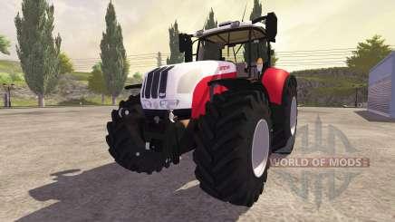Steyr CVT 6230 pour Farming Simulator 2013