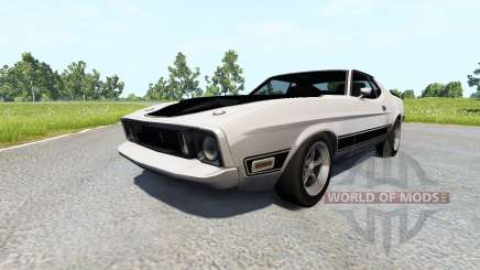 Ford Mustang Mach 1 für BeamNG Drive
