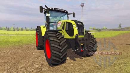 CLAAS Axion 950 v1.0 für Farming Simulator 2013