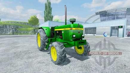 John Deere 2850 pour Farming Simulator 2013