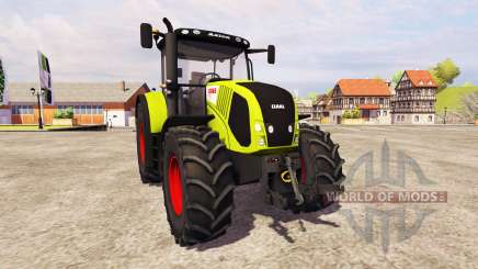 CLAAS Axion 850 v2.0 für Farming Simulator 2013