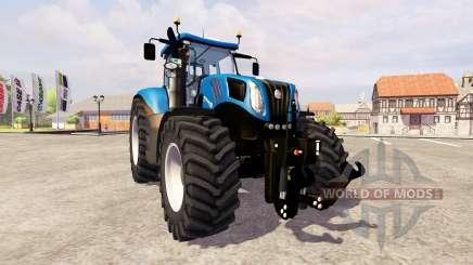 New Holland T8.390 v0.9 für Farming Simulator 2013