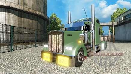 Kenworth W900L v1.5 pour Euro Truck Simulator 2