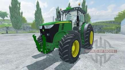 John Deere 7200 für Farming Simulator 2013