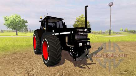 Fendt Favorit 622 LS [black bull] für Farming Simulator 2013