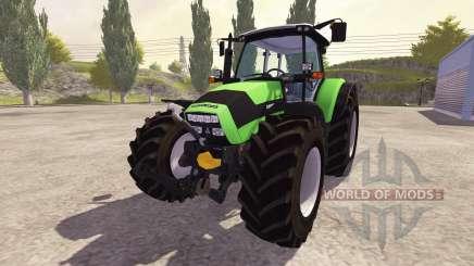 Deutz-Fahr Agrotron 420 für Farming Simulator 2013