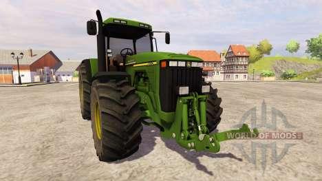 John Deere 8410 für Farming Simulator 2013