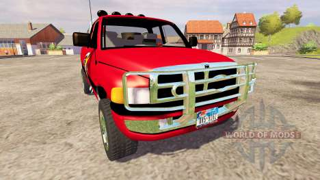 Dodge Ram 2500 für Farming Simulator 2013