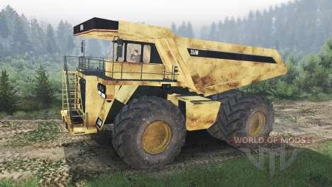 Dump truck [03.03.16] für Spin Tires