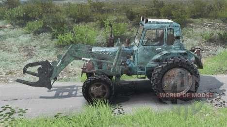 MTZ-82 Biélorusse [03.03.16] pour Spin Tires