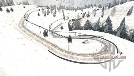 Alpine Rally für BeamNG Drive