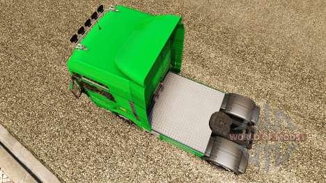 Haut-EMS-Vechte-über die LKW-MANN für Euro Truck Simulator 2