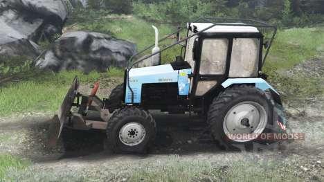 MTZ-Belarus 1221.2 [03.03.16] für Spin Tires