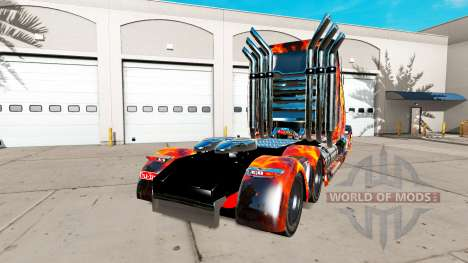 Wester Star 5700 [Optimus Prime][Edit] für American Truck Simulator
