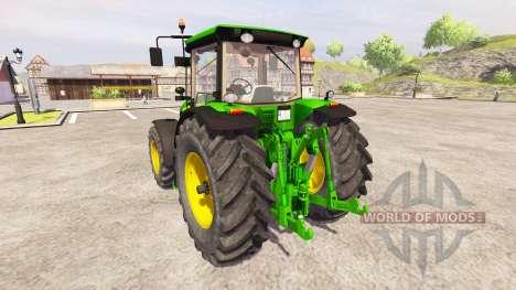 John Deere 7730 v2.0 für Farming Simulator 2013