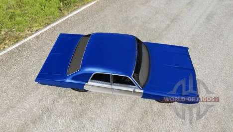 Dodge Polara 1971 pour BeamNG Drive
