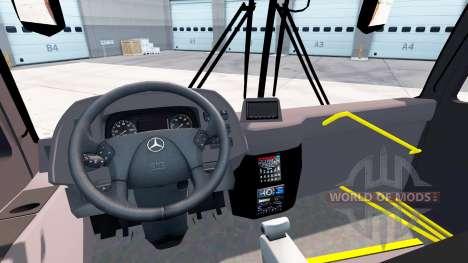 Mascarello Roma 370 pour American Truck Simulator