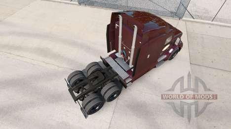 Tim Hortons de la peau pour Peterbilt et Kenwort pour American Truck Simulator