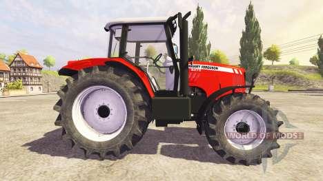 Massey Ferguson 5475 v2.2 für Farming Simulator 2013