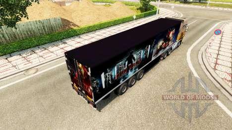 Trailer Iron Man 3 für Euro Truck Simulator 2